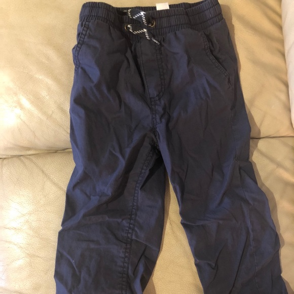 2 for $5-Size 6 Carter's Blue Cargo Pants for Boys